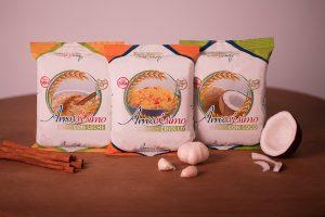 Arroz con coco, arroz con leche, arroz criollo