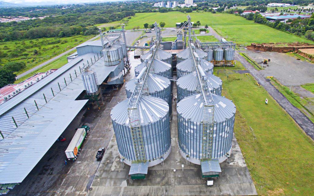 Procesadora de arroz Agrosilos Panamá