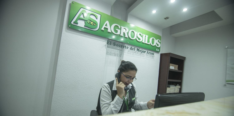 Oficinas de Agros Panamáilos, S.A.