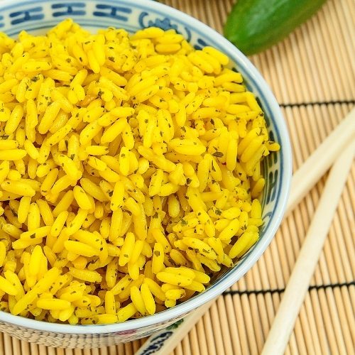 Arroz con curry